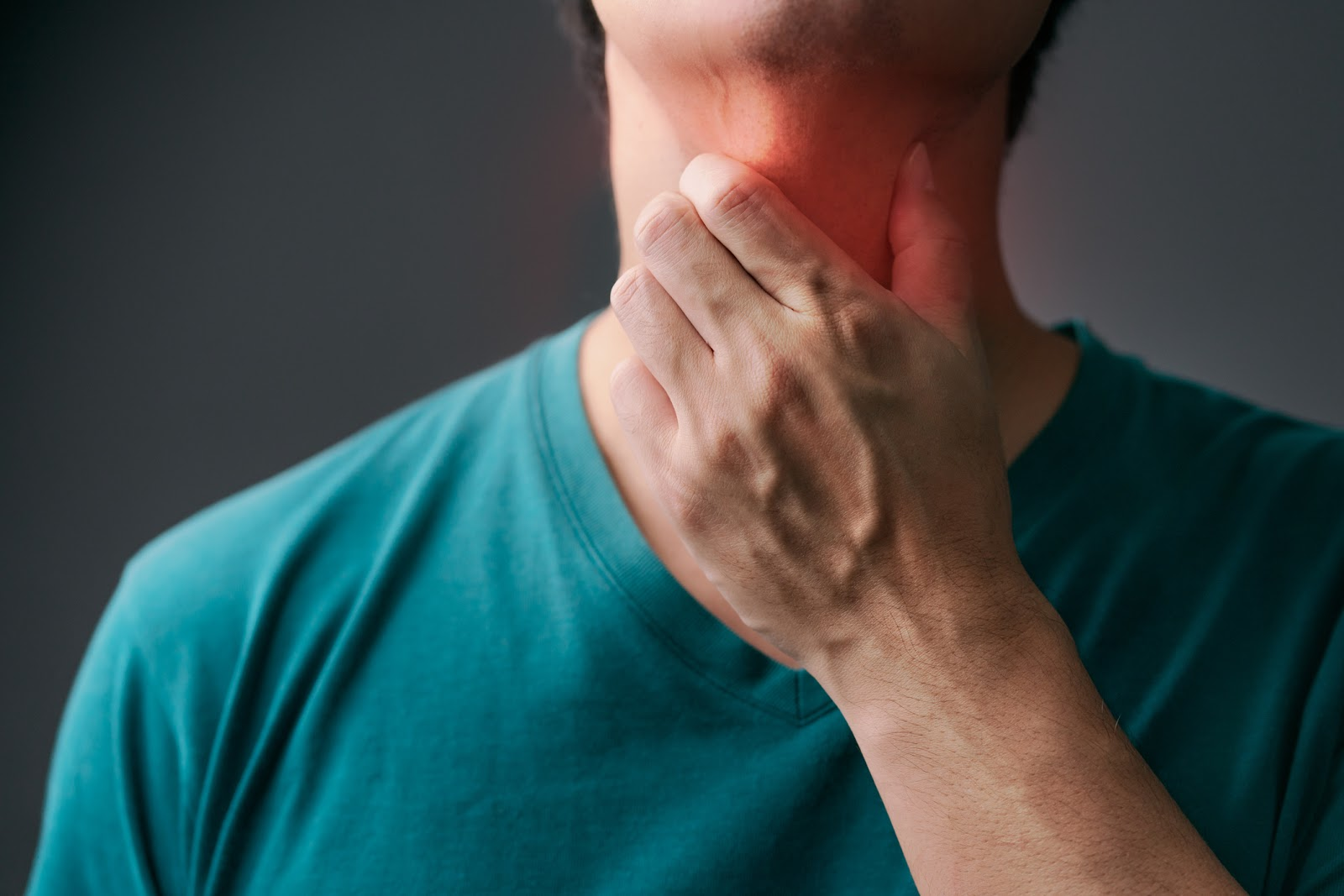 Why is my throat so sore?