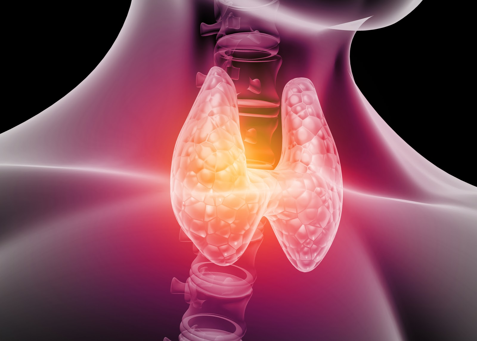 What are the early warning signs of thyroid problems?