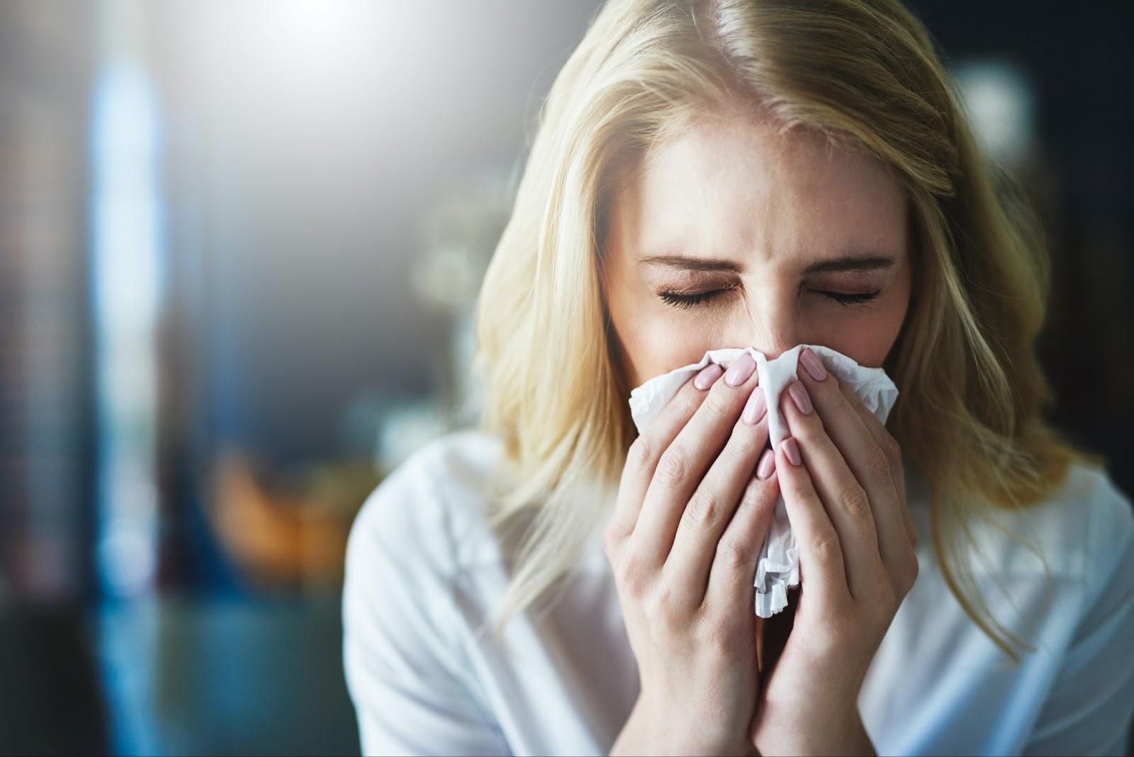 What do sinuses do?